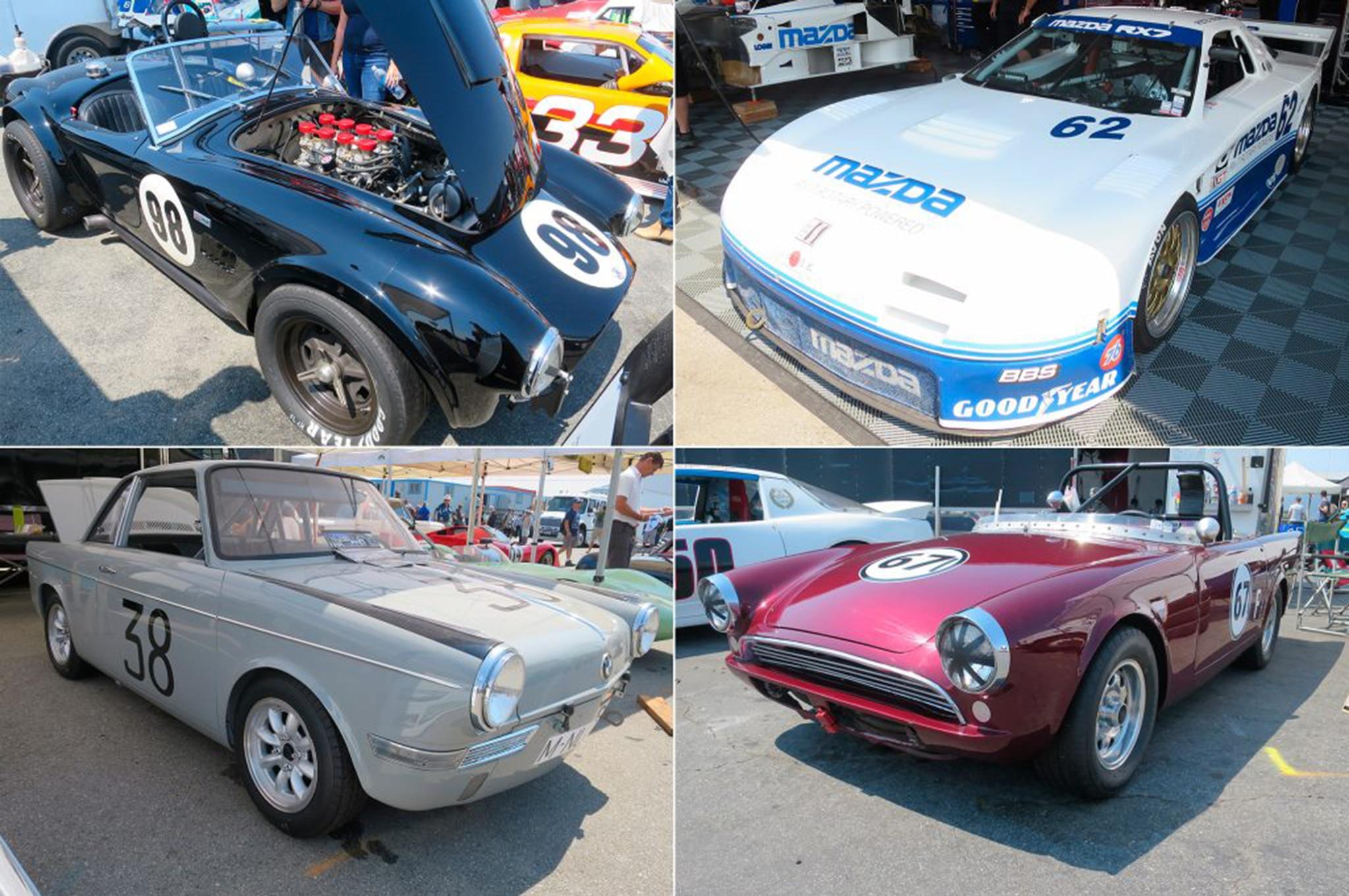 2016 Monterey Car Week Monterey Historic Races 1024x683