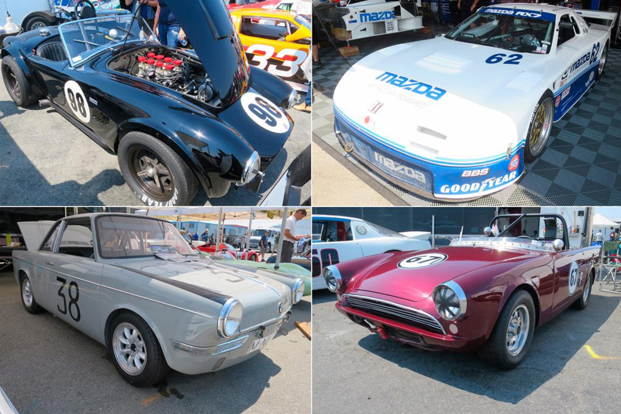 2016 Monterey Car Week: Historic Race Cars   Automobile Magazine