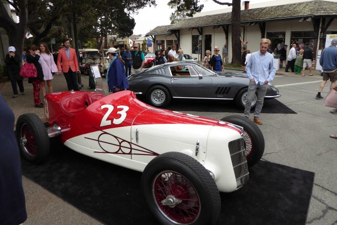 2016 concours on the avenue