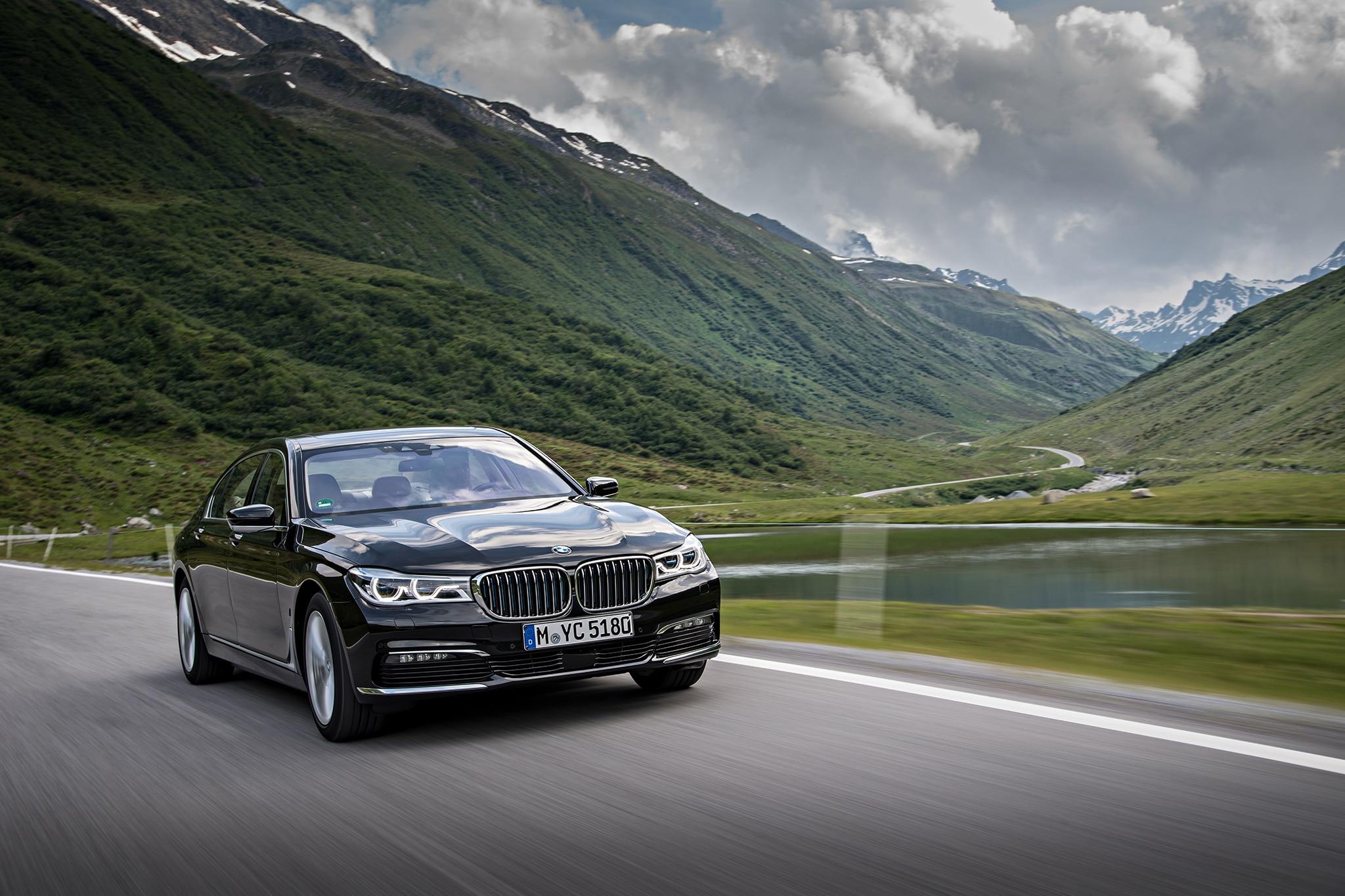 2017 BMW 740e XDrive IPerformance Heads To Dealerships