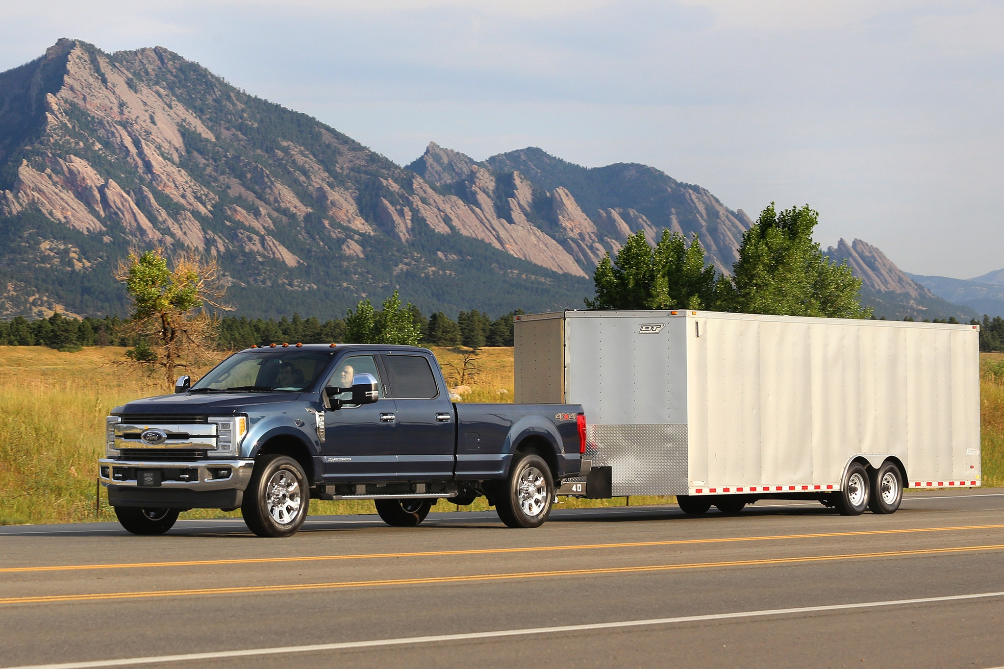 2017 Ford F-Series Super Duty First Drive | Automobile ...