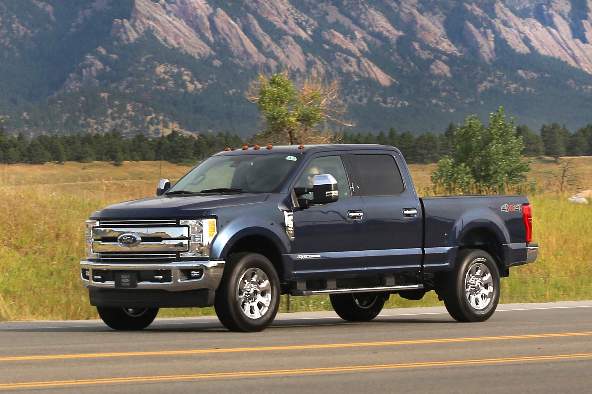 2020 Ford F-Series Super Duty First Drive | Automobile Magazine