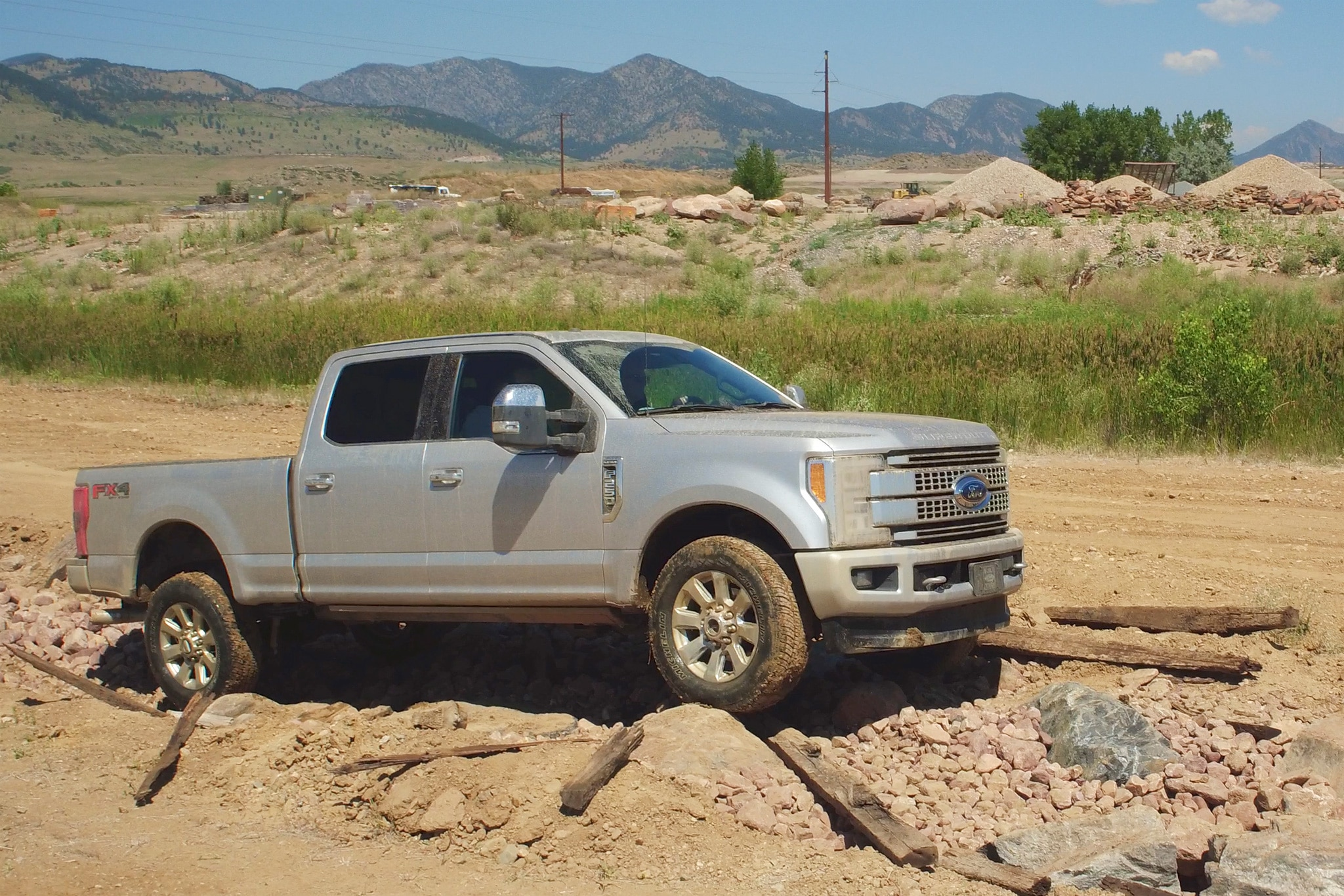 2017 Ford F Series Super Duty First Drive Automobile