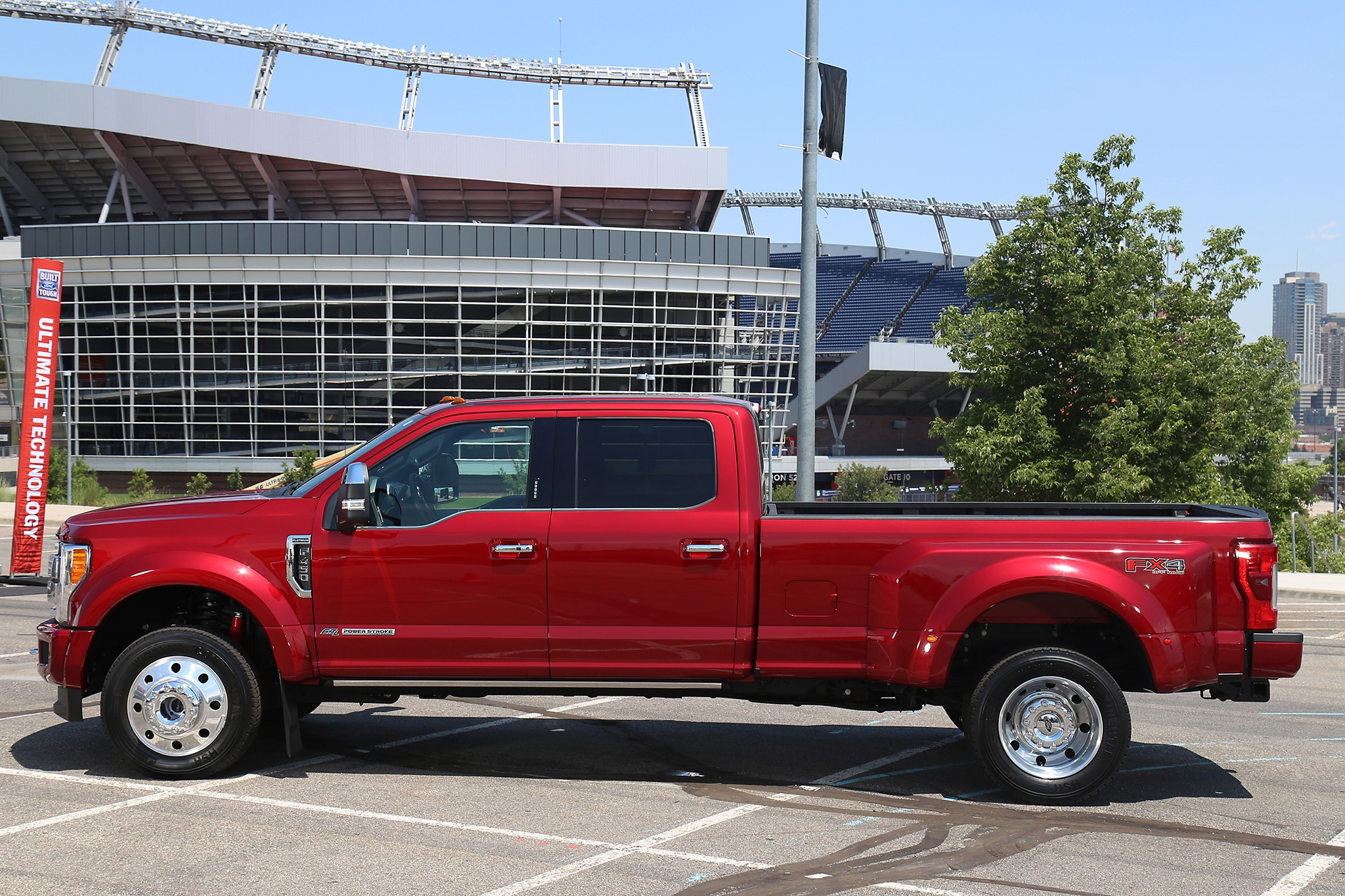 Ford F350 6 Door >> 2017 Ford F-Series Super Duty First Drive | Automobile ...