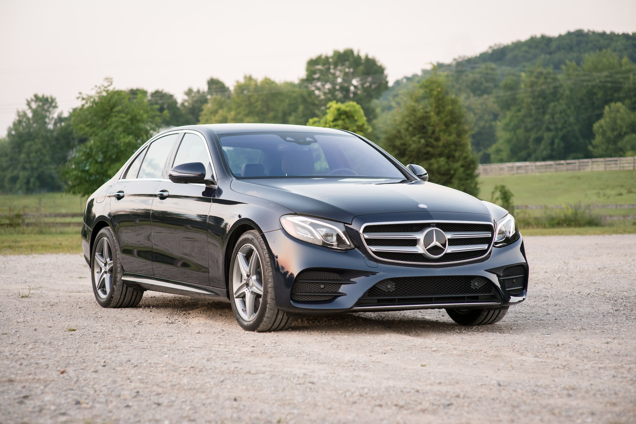 2017 mercedes benz e300 4matic 30 day test verdict