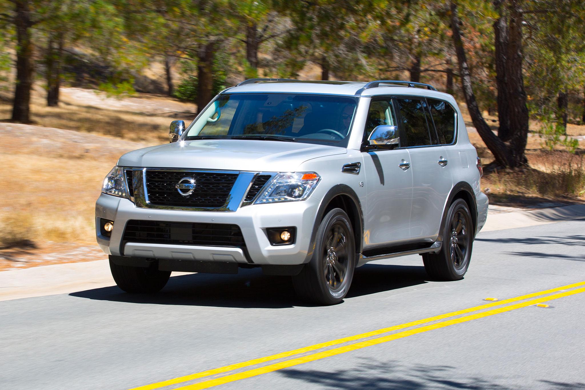 2017 Nissan Armada First Drive Automobile Magazine