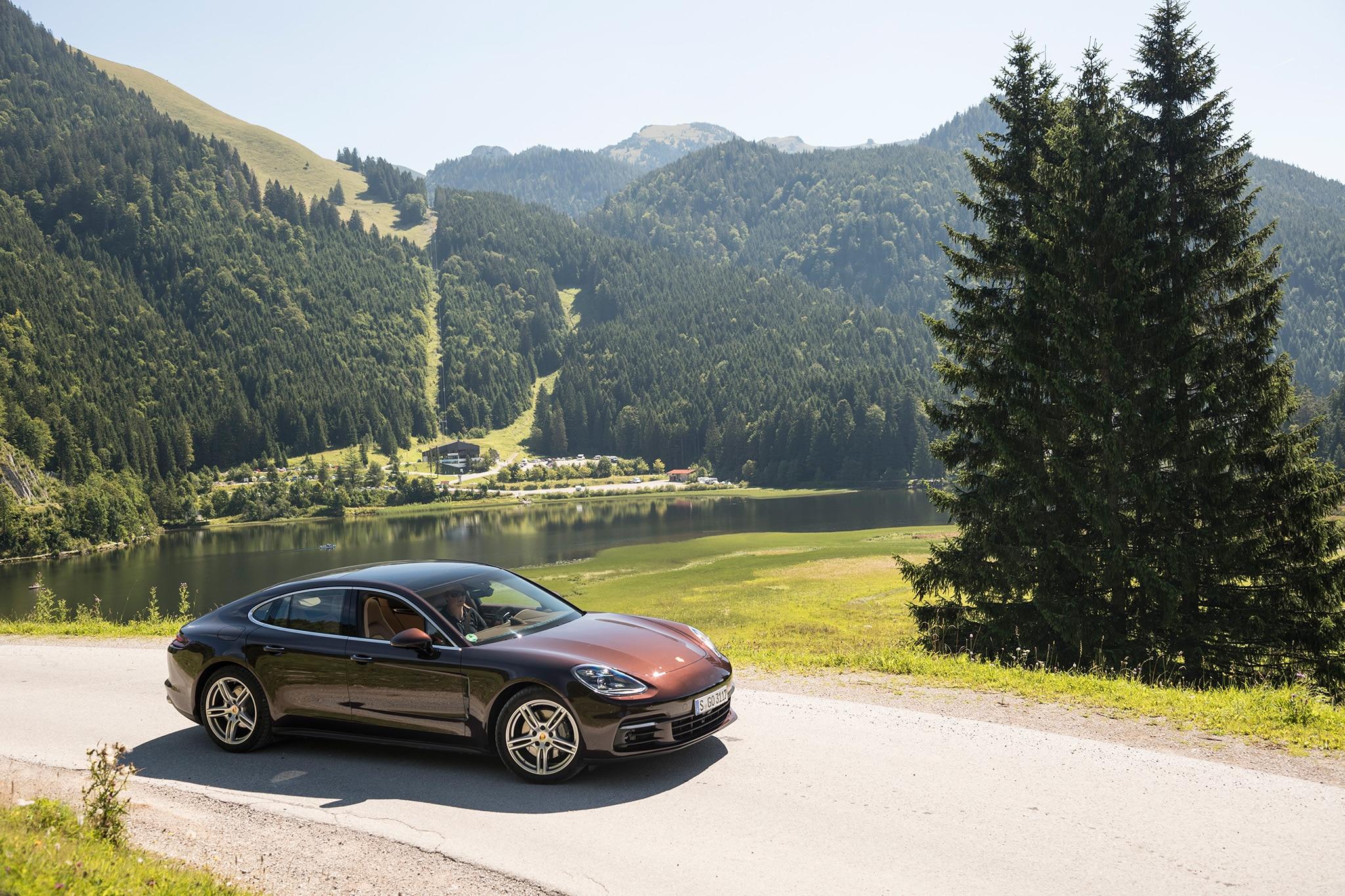Original 2017 Porsche Panamera 4S First Drive Review  Automobile