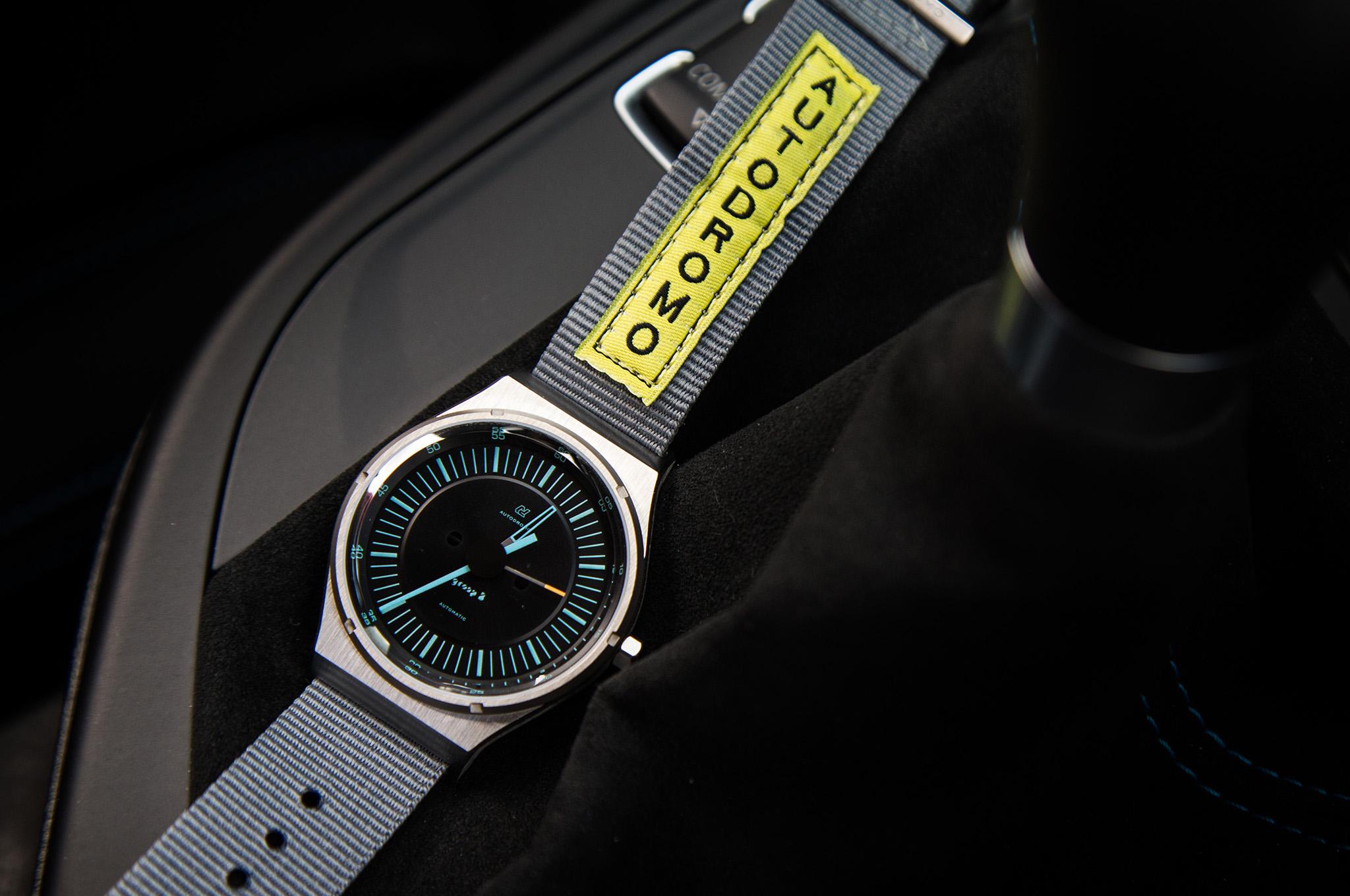 Autodromo Group B Watch Review Automobile Magazine