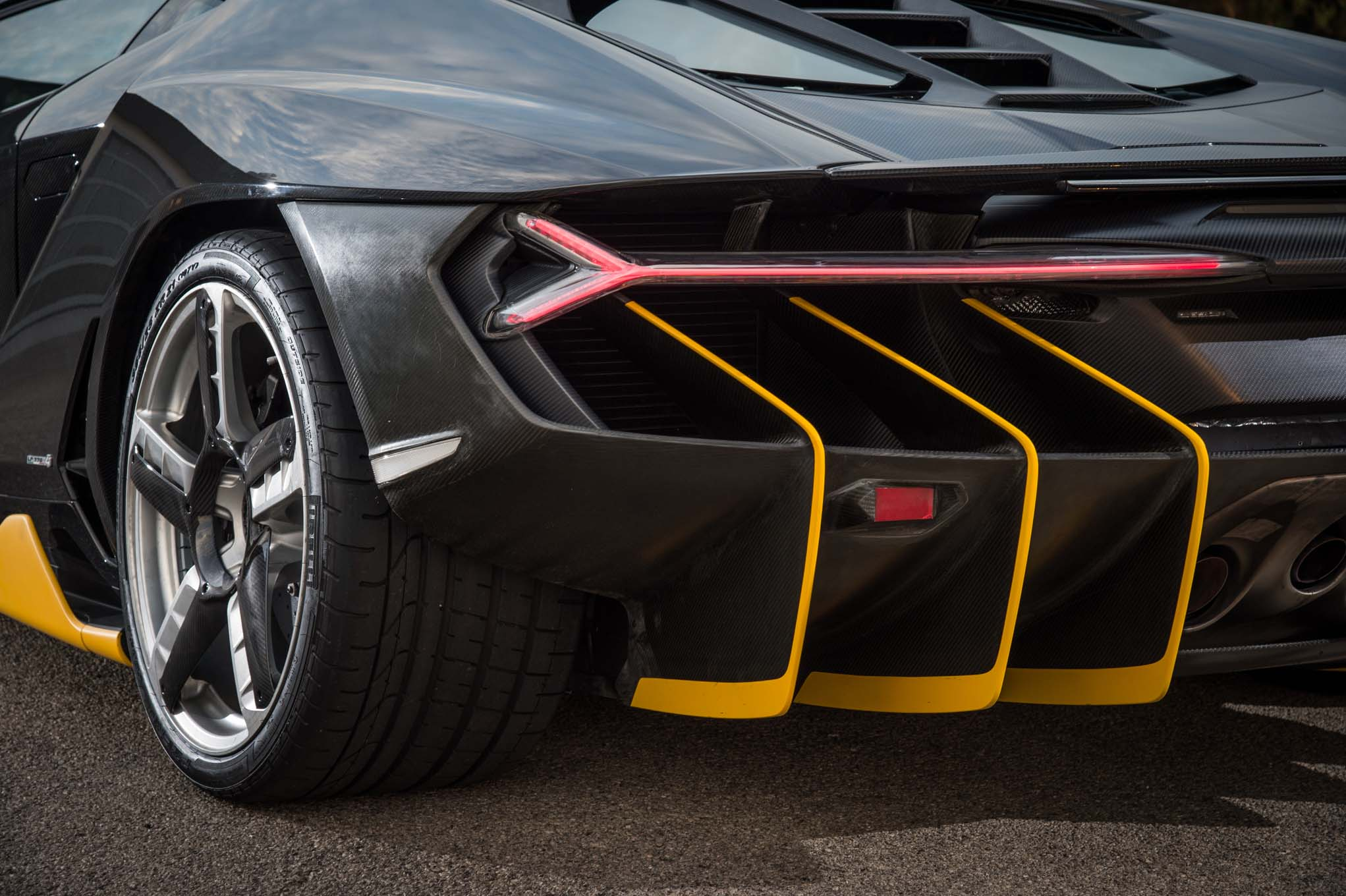 Lamborghini Centenario Roadster Confirmed For Monterey Debut Automobile Magazine