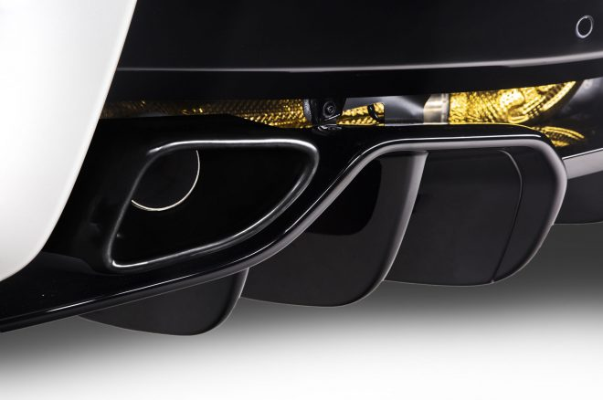 McLaren 570GT by MSO Concept Exhaust