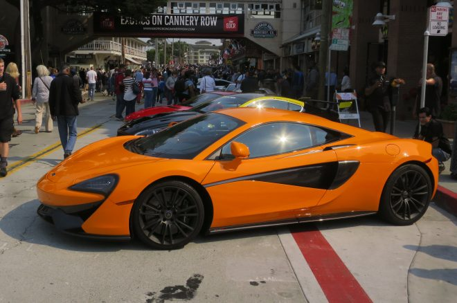 McLaren 570S Front Three Quarters 660x438