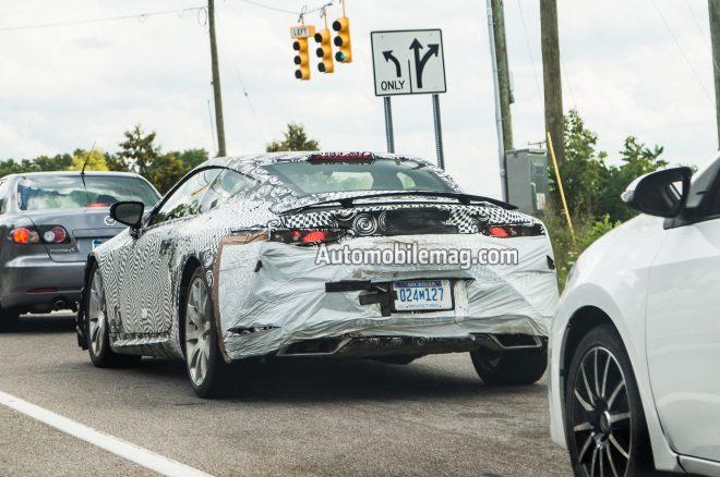 Toyota Supra Spied Patrick Hoey 1