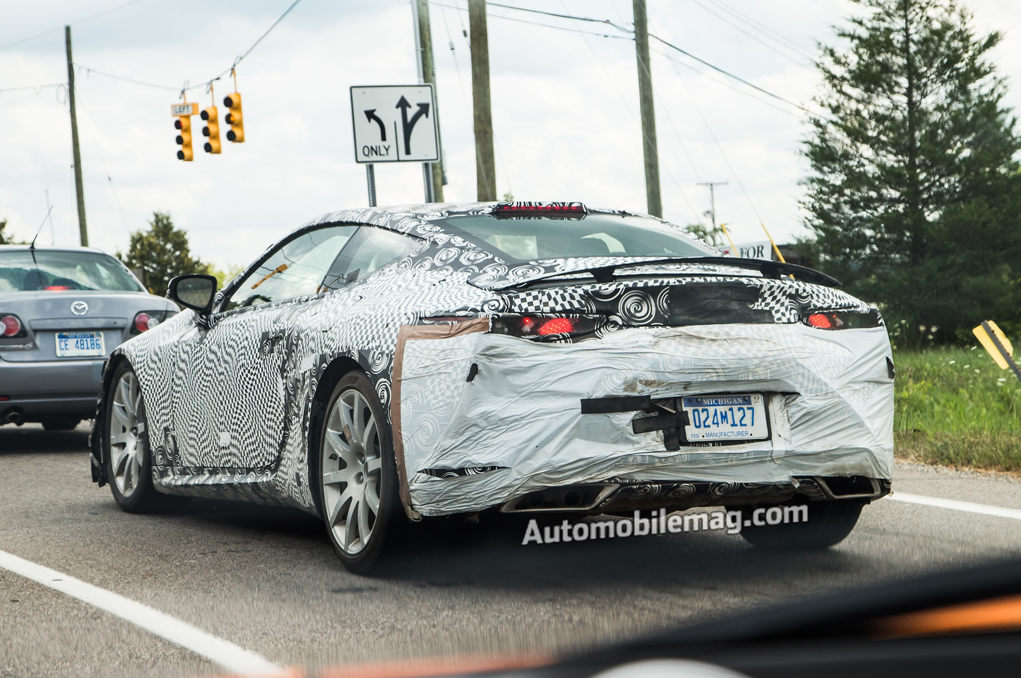 Next Generation Toyota Supra Spied On Public Roads Update