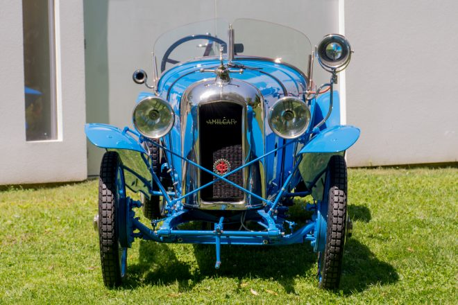 1924 Amilcar CGS3 front view