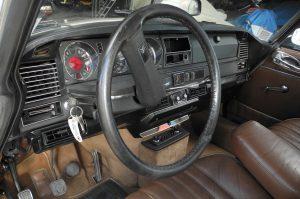 1973 Citroen DS23 Pallas Bring a Trailer interior