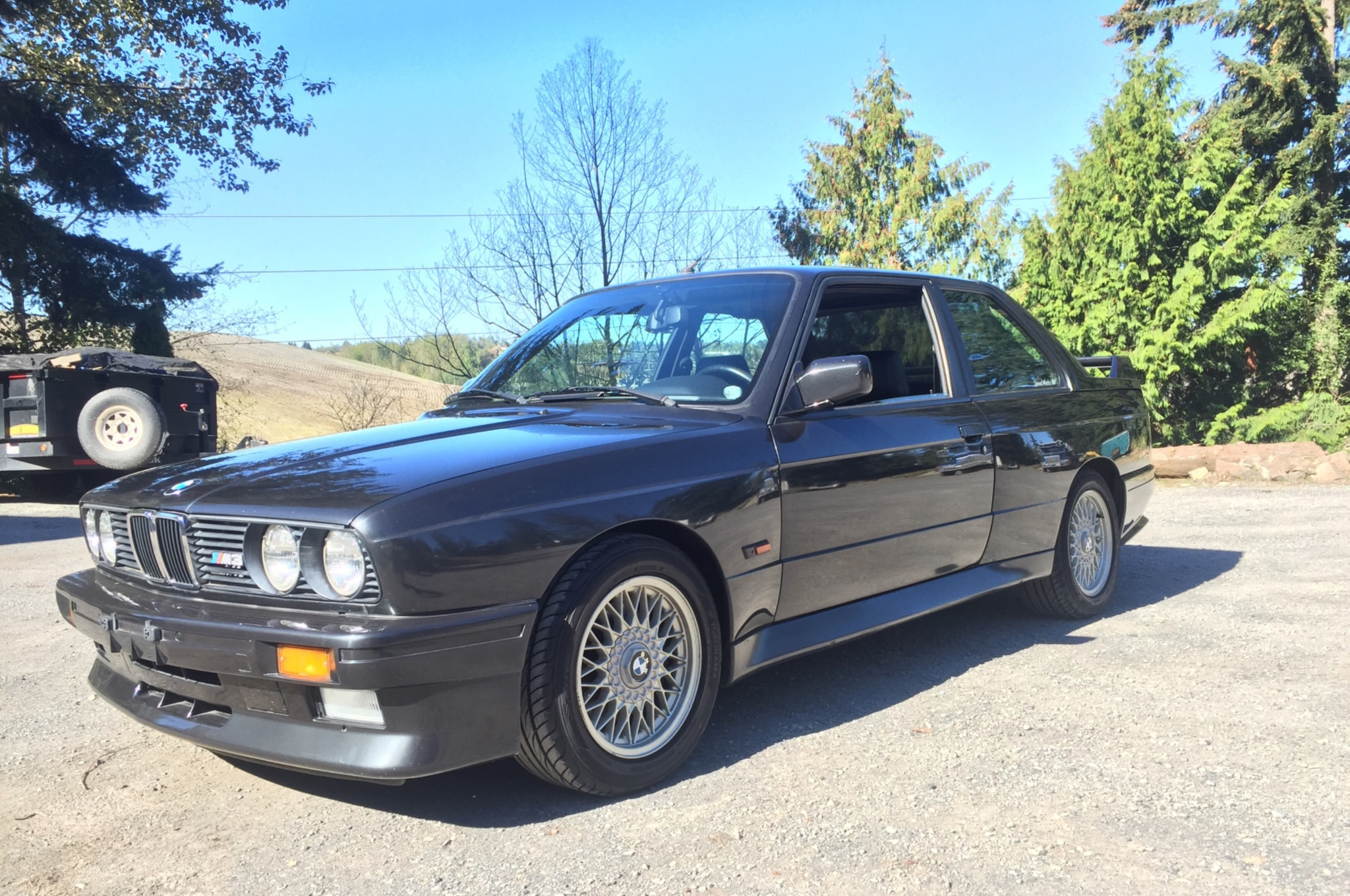 Just Listed 1988 BMW M3  Automobile Magazine