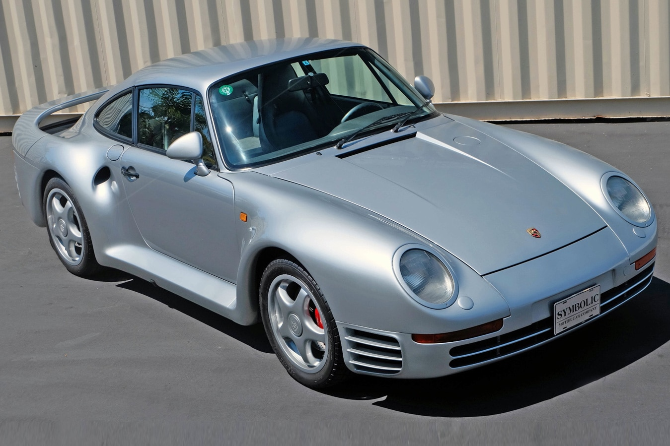 1988 Porsche 959 Komfort Front Three Quarter