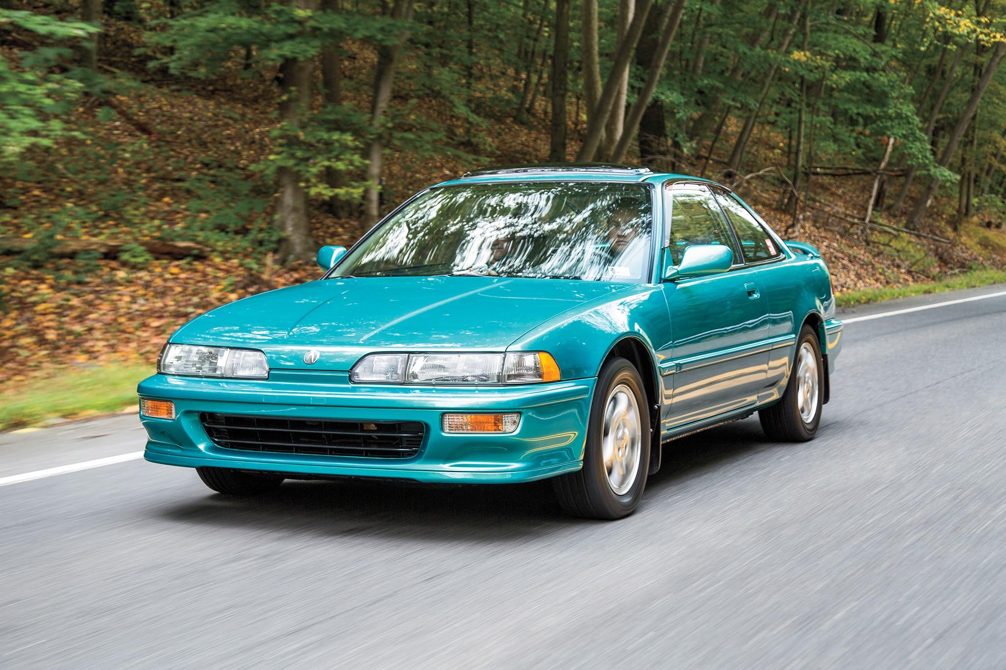 Collectible Classic: 1992-1993 Acura Integra GS-R ...