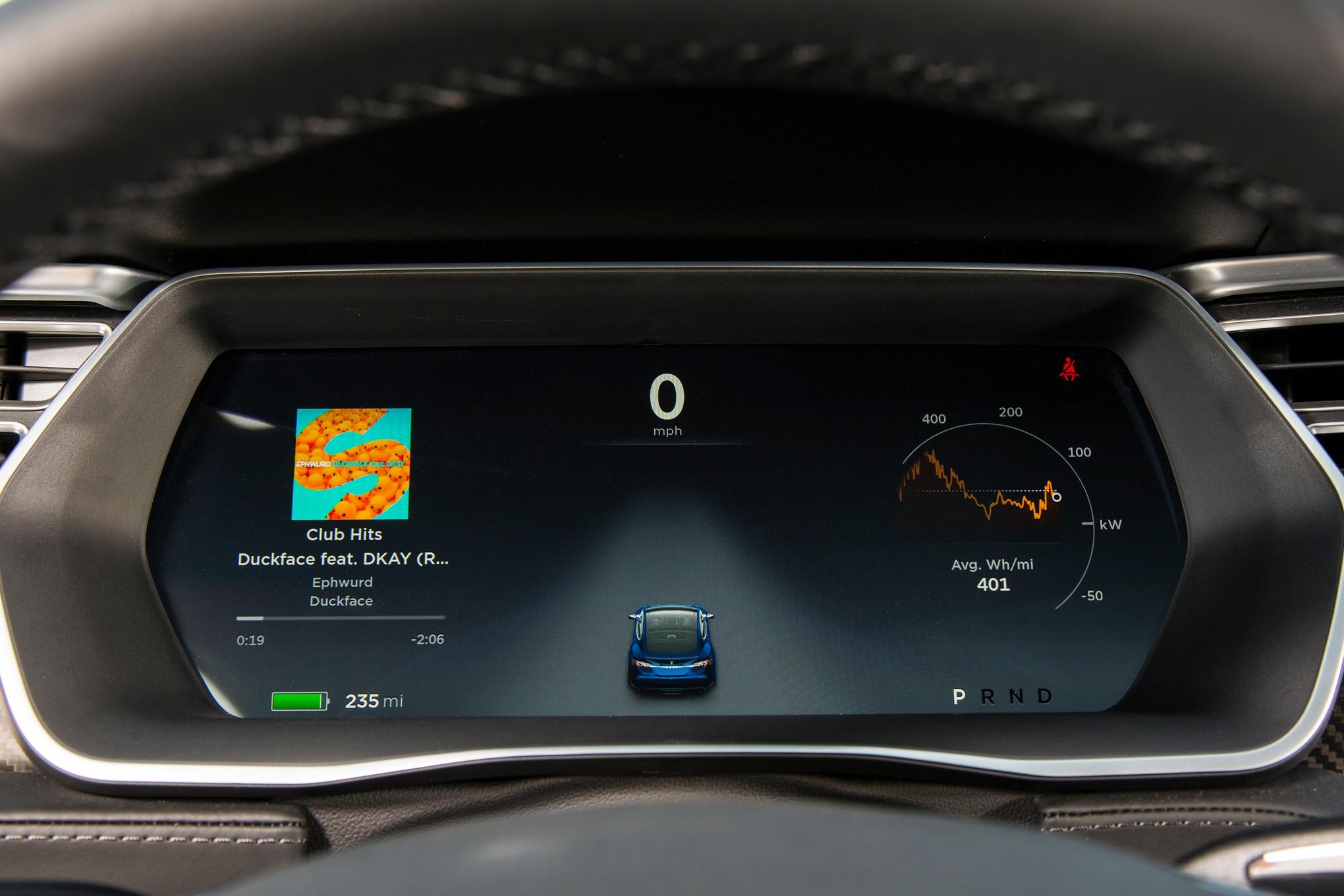 Tesla Software 8 0 Update Includes Changes To Autopilot