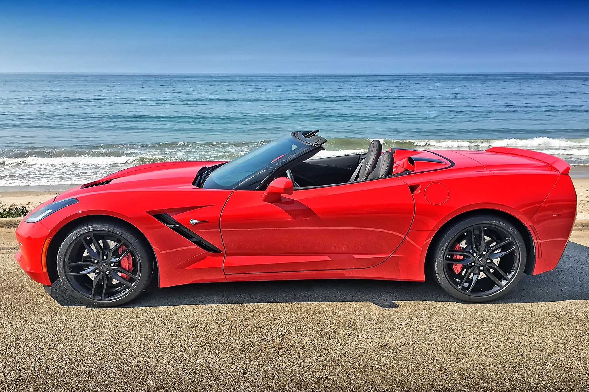 One Week With 2016 Chevrolet Corvette Convertible Z51 Autoz