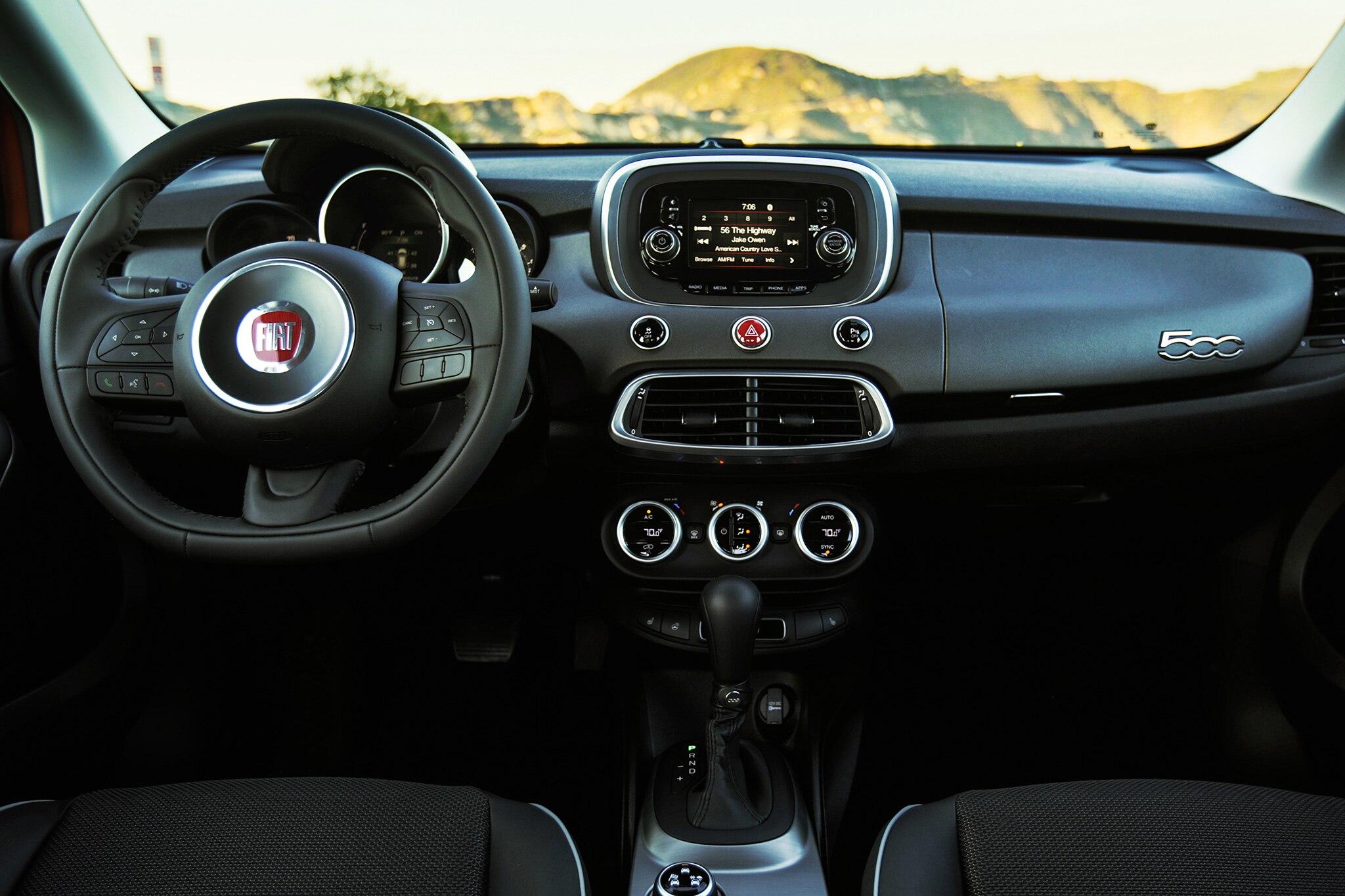 2016 Fiat 500x Trekking Awd Four Seasons Introduction