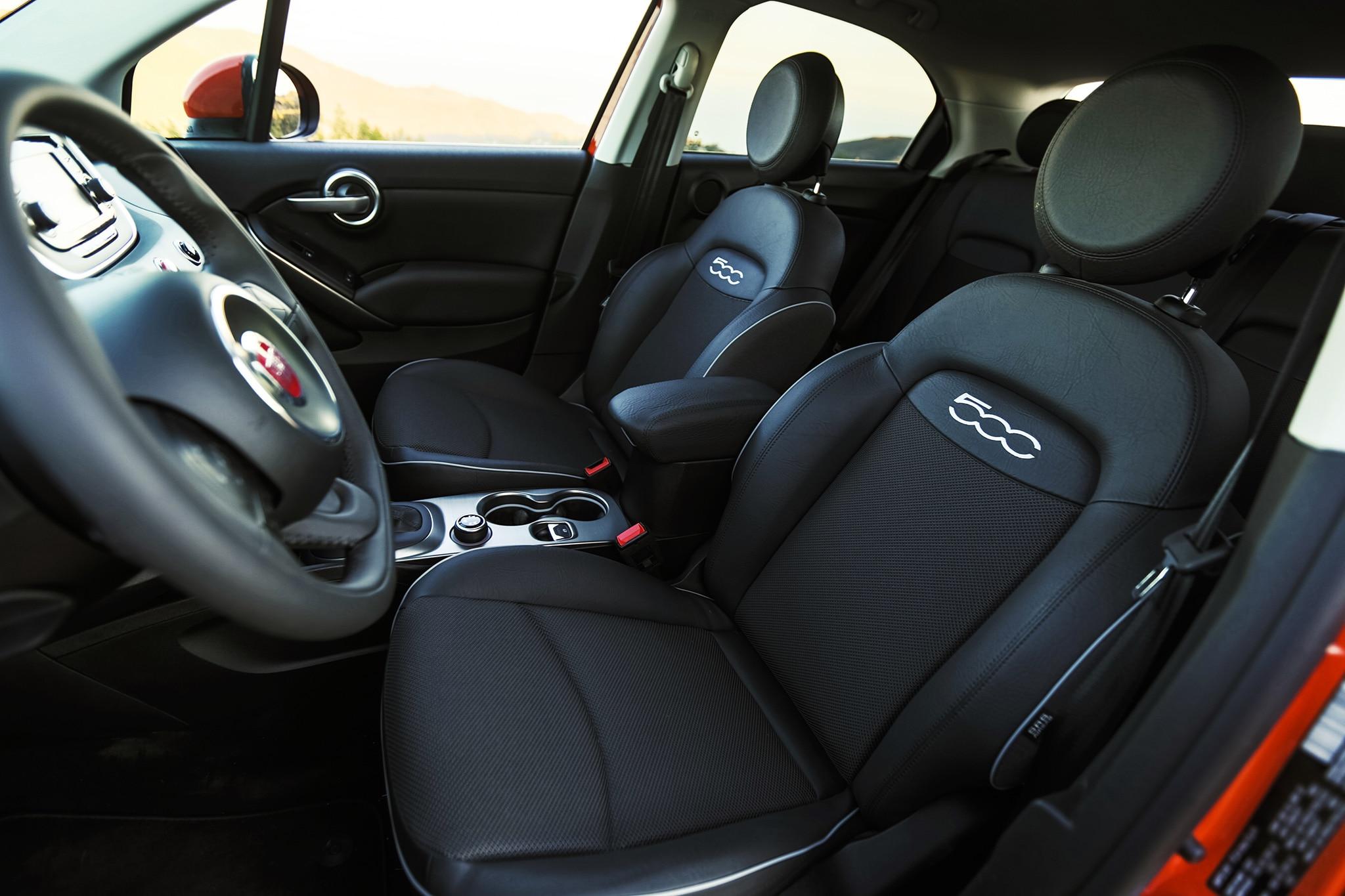 2016 Fiat 500X Trekking AWD