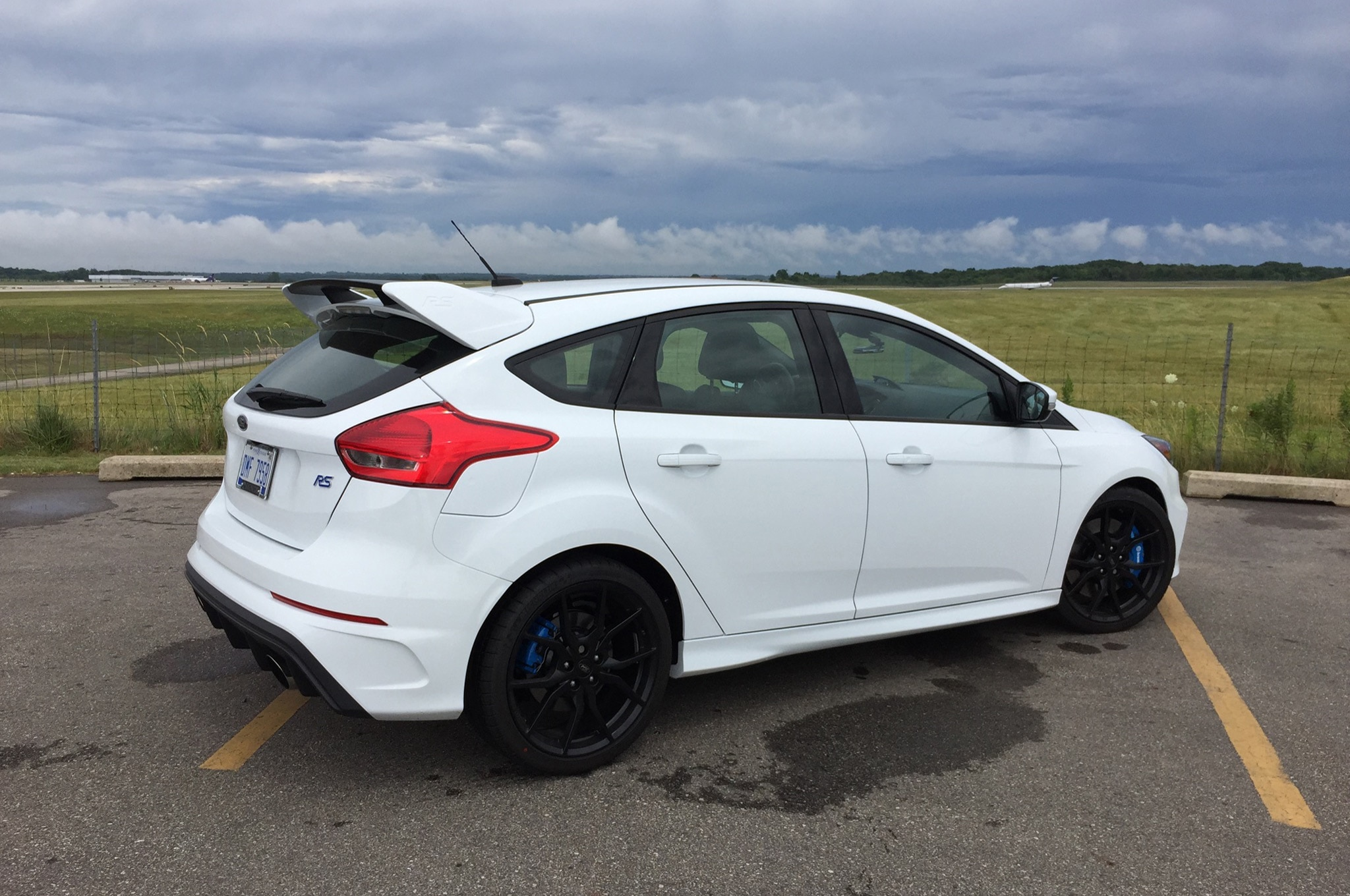 Ford Focus Hatchback Rims >> 2016 Ford Focus RS: The Ownership Experience, Part 3 | Automobile Magazine