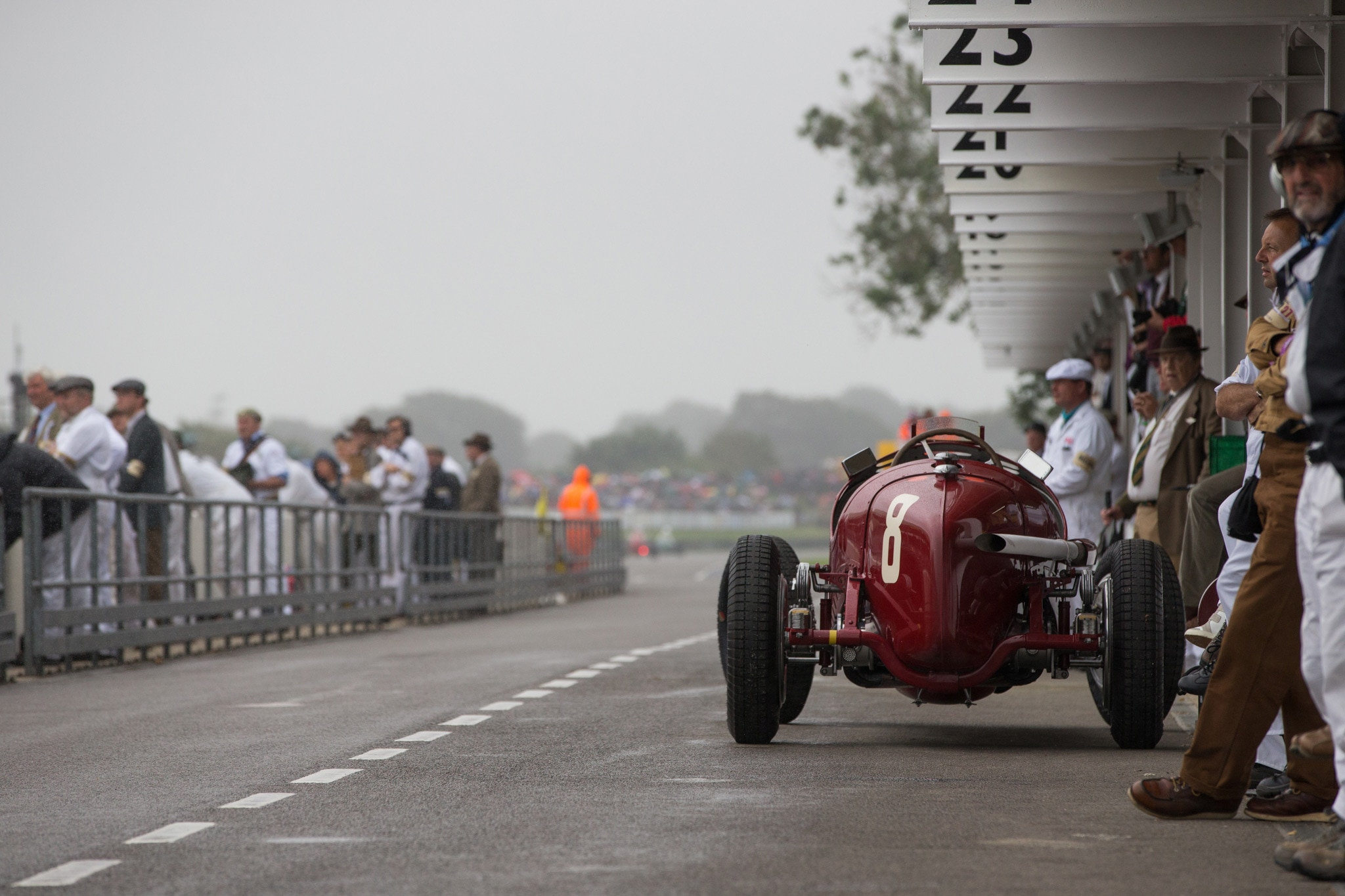Seven Reasons Why You Must Attend the Goodwood Revival