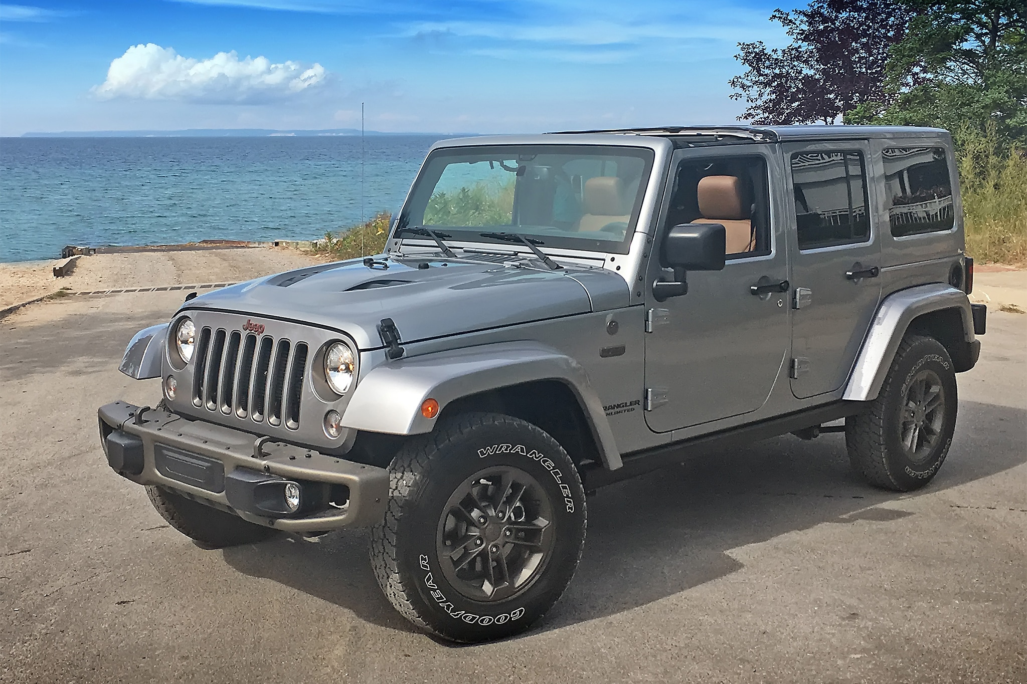 Lastest One Week With 2016 Jeep Wrangler Unlimited 4x4 75th