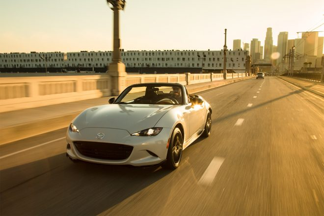 2016 Mazda MX-5 Miata Club – West Coast to Mid-Coast, Part II