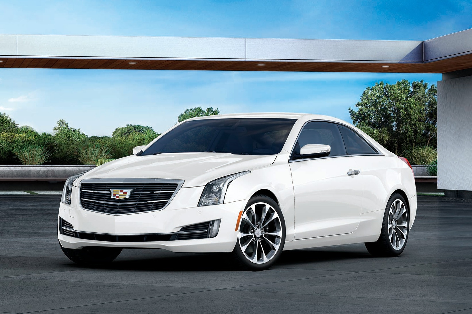 cadillac announces japan only white edition for 2017 ats cts automobile magazine. Black Bedroom Furniture Sets. Home Design Ideas