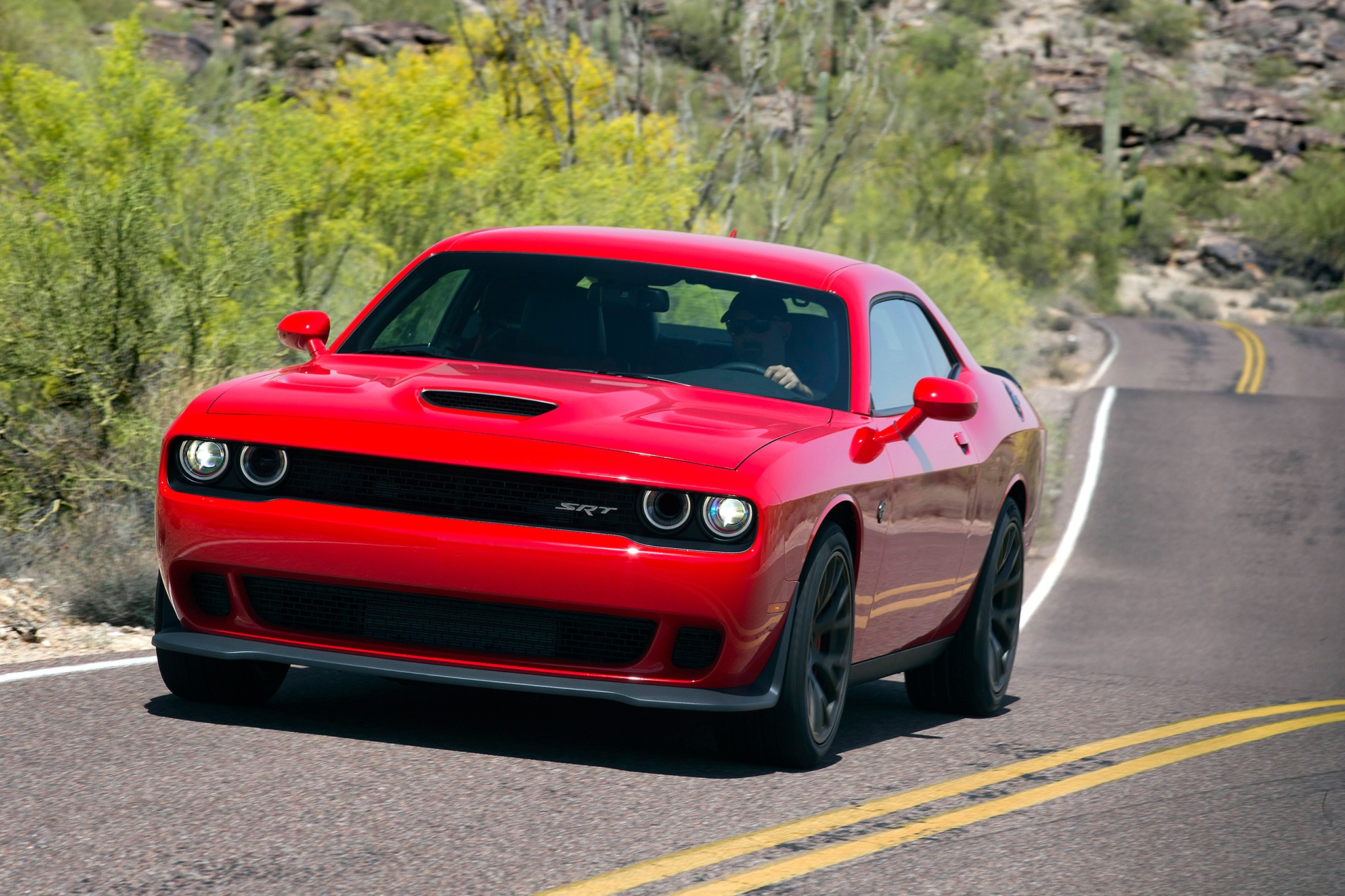 Dodge Challenger To Receive Awd Variant Wide Body Hellcat