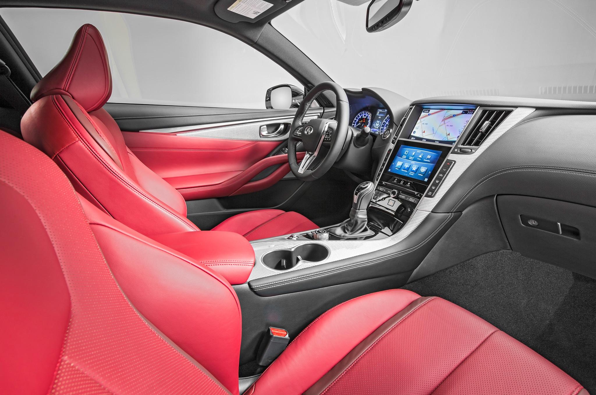 2017 Infiniti Q60 Red Sport 400 To Start At 52 205 Automobile Magazine