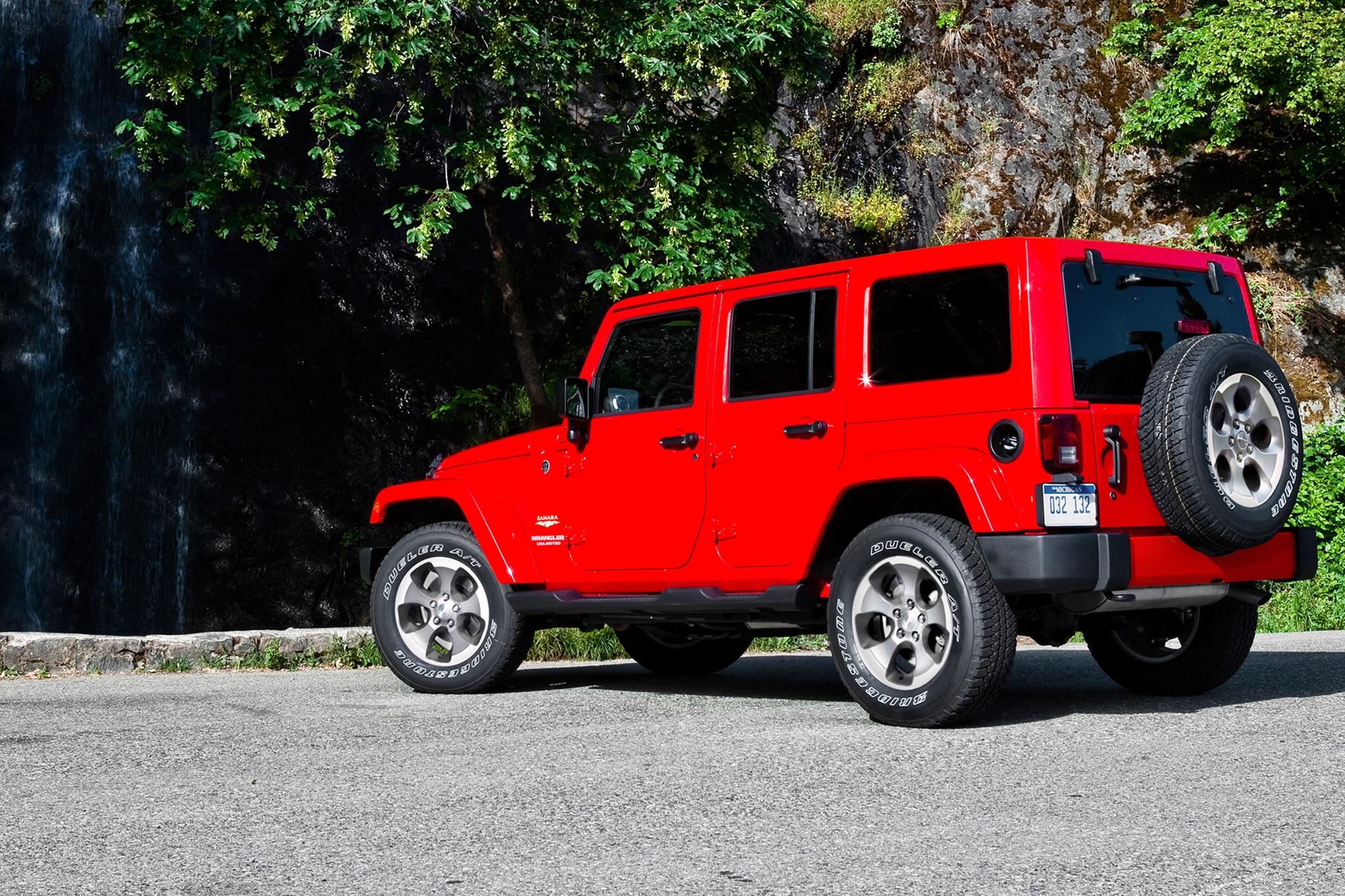 2018 jeep wrangler unlimited revealed in leaked cad. Black Bedroom Furniture Sets. Home Design Ideas