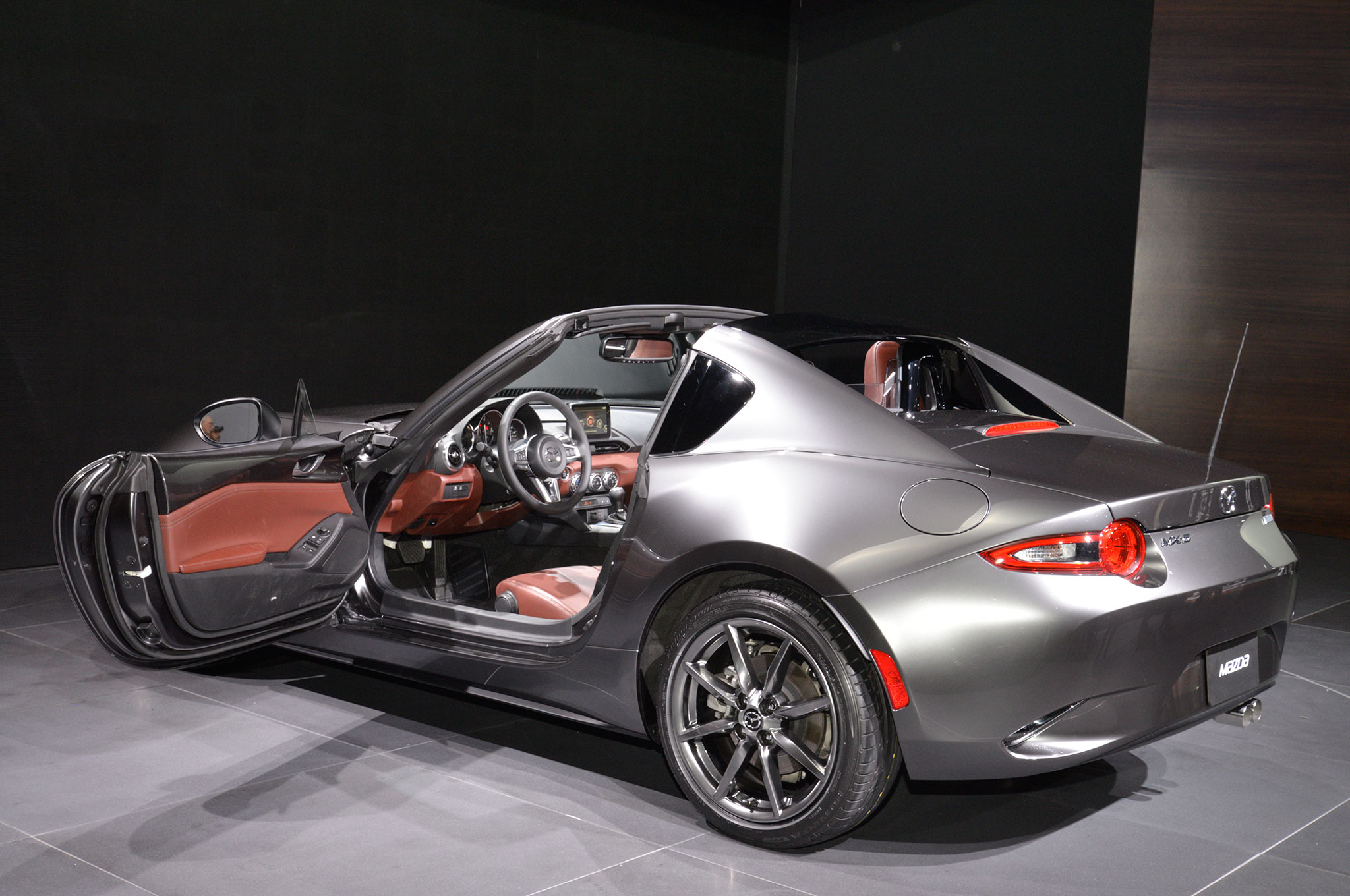 2017 mazda mx-5 miata rf launch edition starts at $34,685