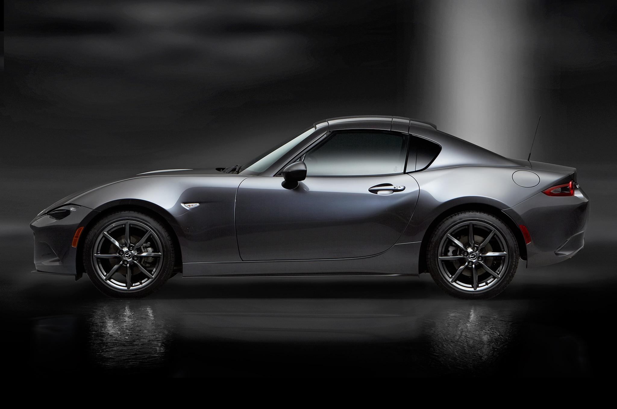 2017 Mazda Mx 5 Miata Rf Launch Edition >> 2017 Mazda MX-5 Miata RF Launch Edition Starts at $34,685 | Automobile Magazine