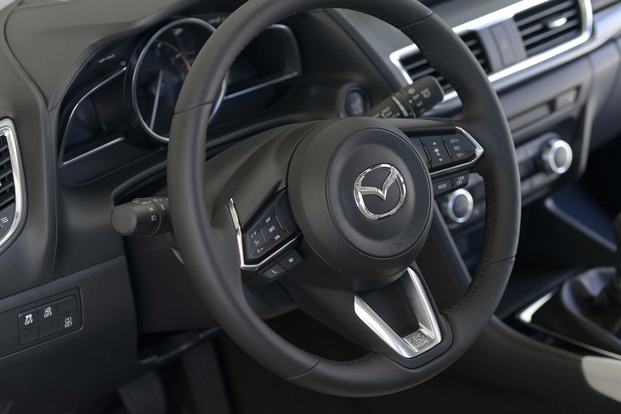 2017 Mazda3 Streamlines Trim Levels Starts At 18 680