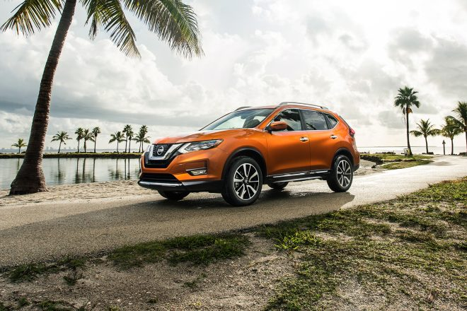 Nissan Rogue Hybrid Amps-Up Efficiency