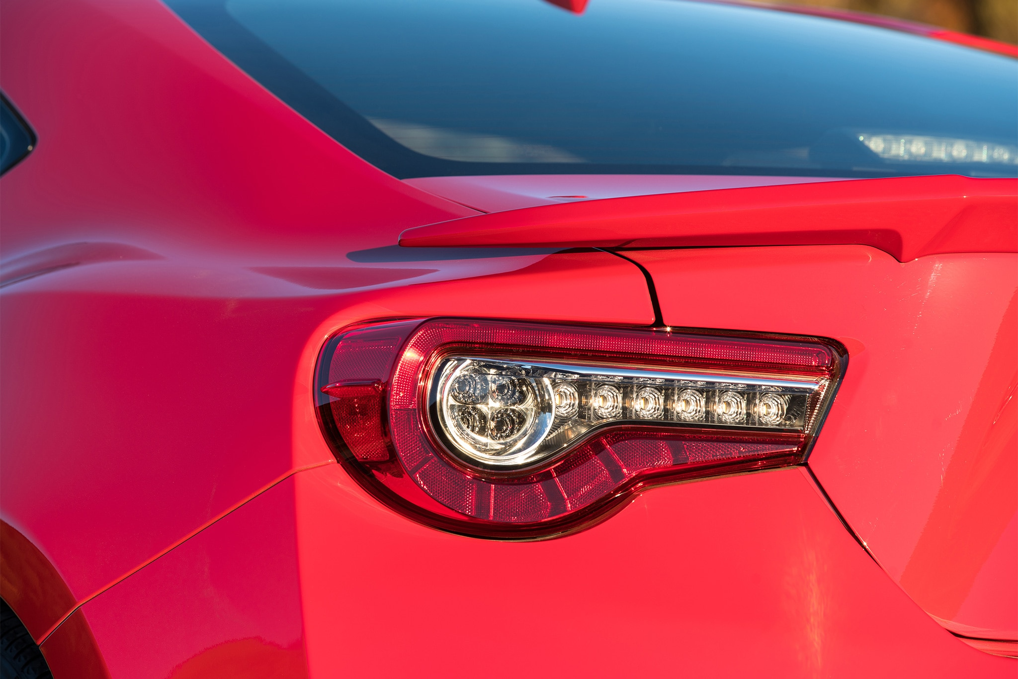 2017 Toyota 86 tail lamp