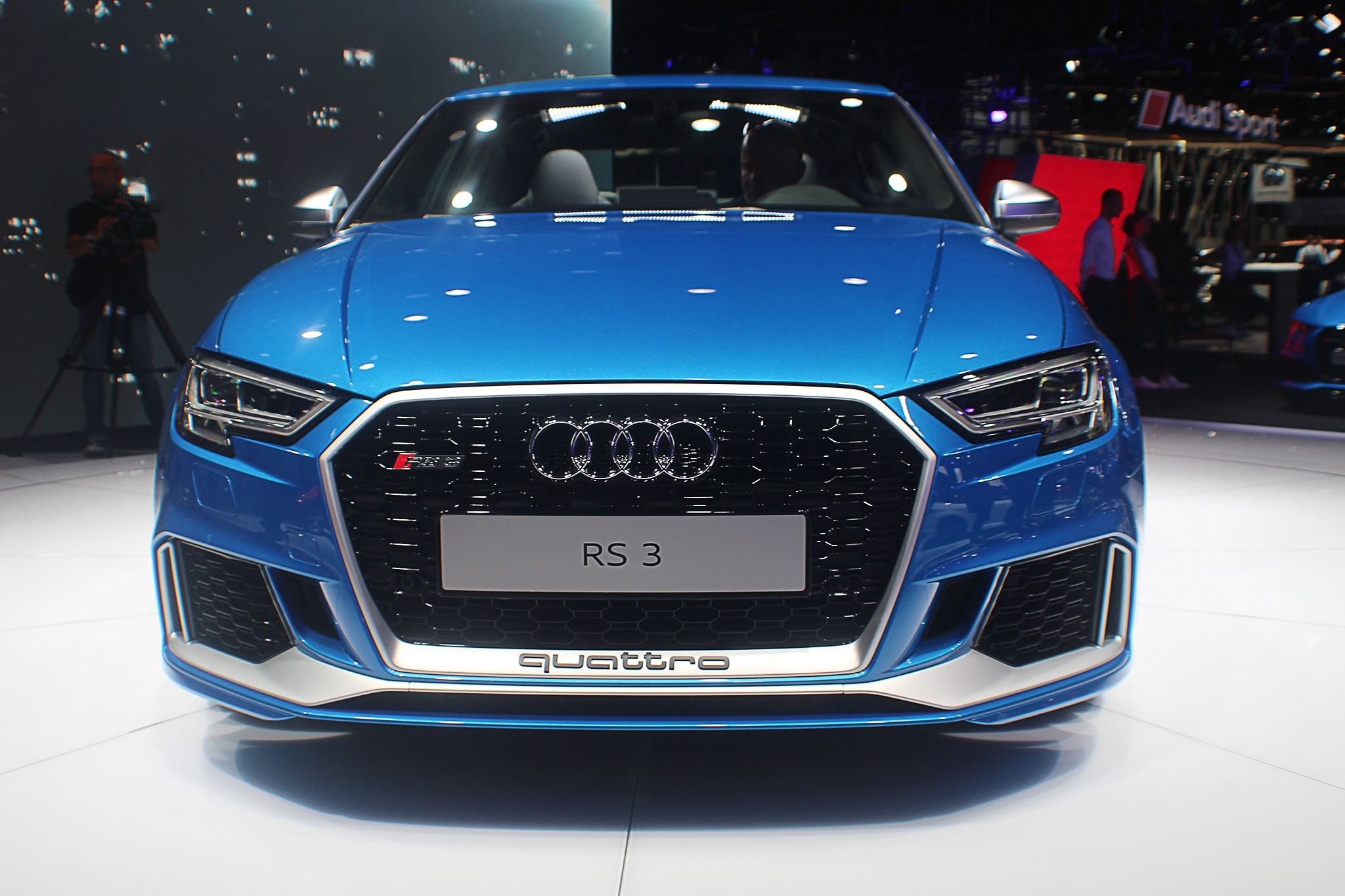 13 Things You Didn T Know About The 2018 Audi Rs3