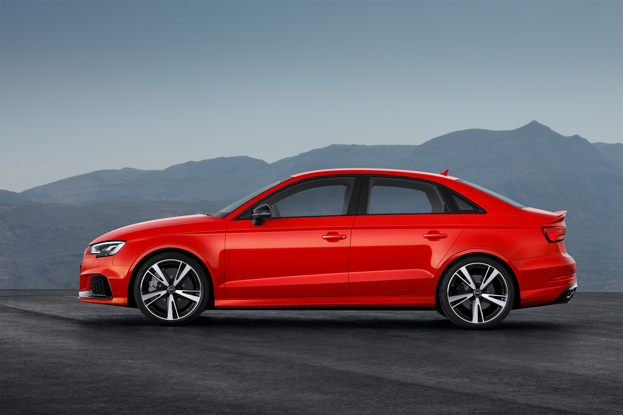 ... Things You Didn't Know About Audi RS3 2018 - Photos - Jeelda.com