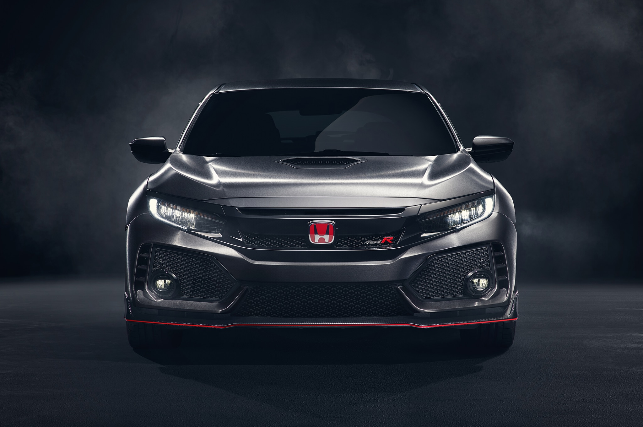 Honda Previews Production USSpec Civic Type R with Sharp New