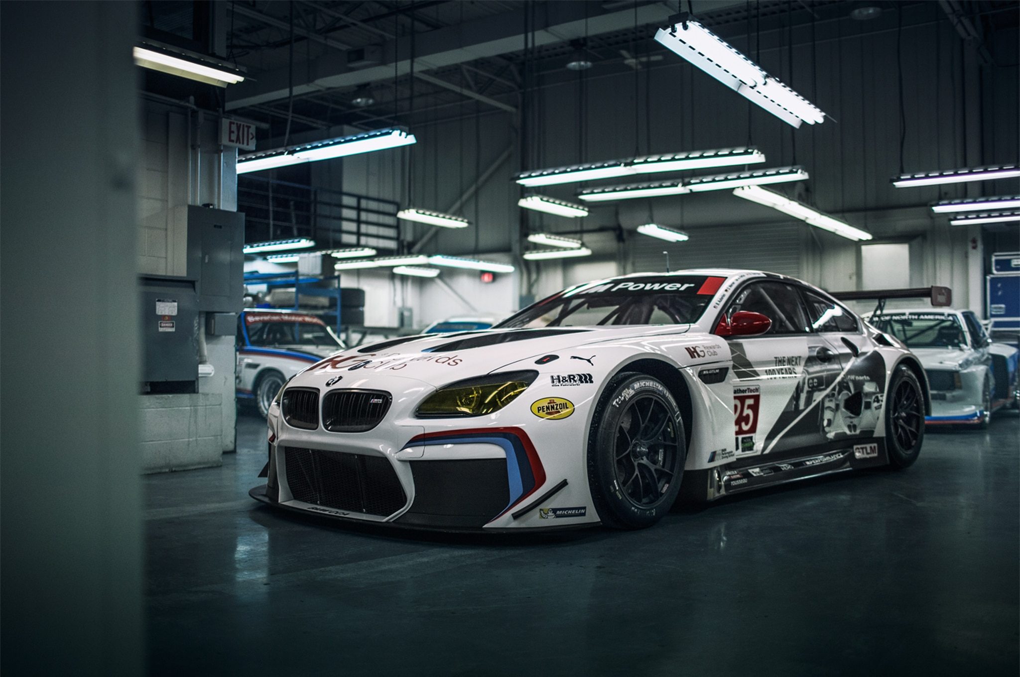 bmw to return to le mans in 2018 with lmgte class effort automobile magazine. Black Bedroom Furniture Sets. Home Design Ideas