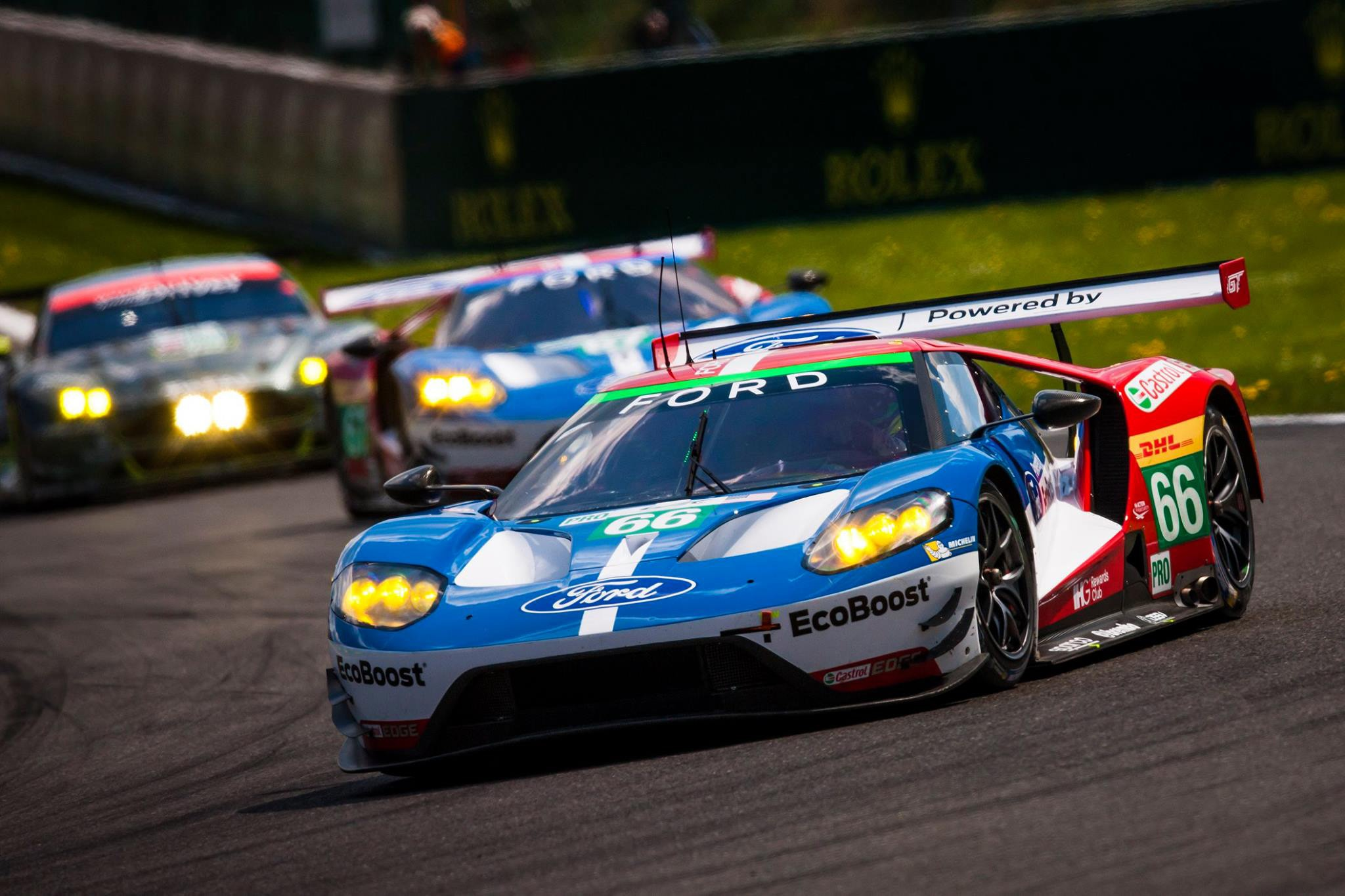 Ford GT Race Car 05