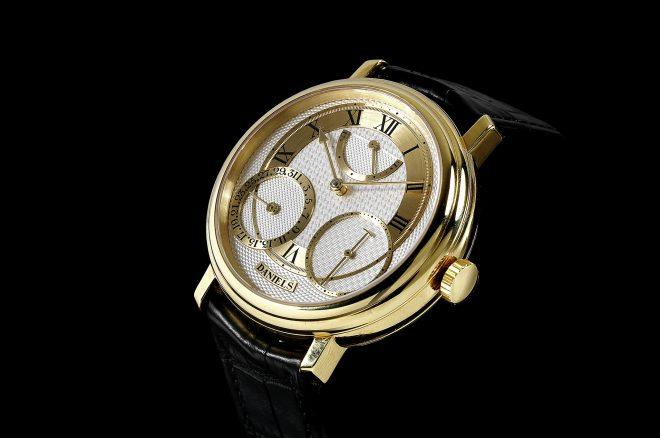 George Daniels 35th Anniversary Watch Bonhams