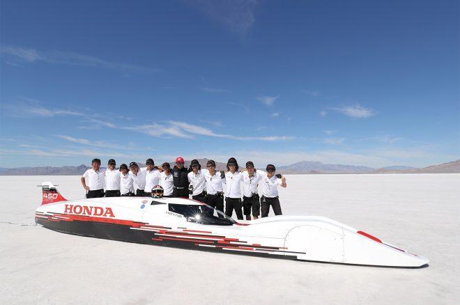 Honda Forces 420Kmph Out Of A 660cc auto