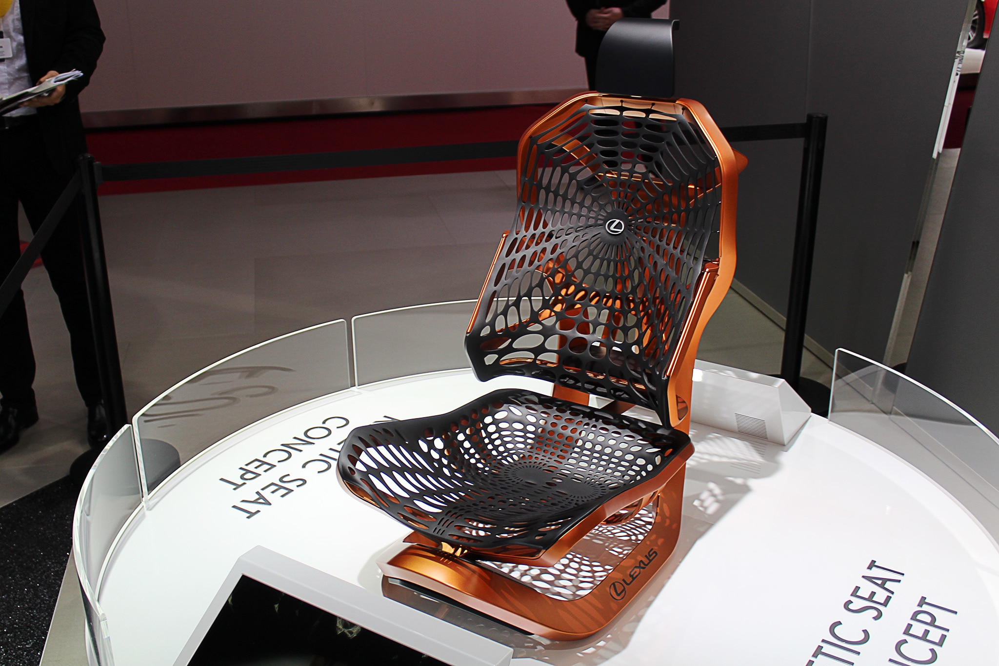Lexus Kinetic Chair 04