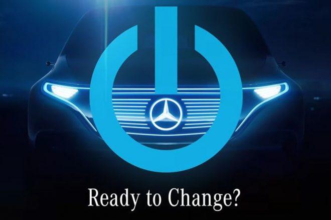 Mercedes Benz's 'Generation EQ' First look, EV Concept unveiled in Paris