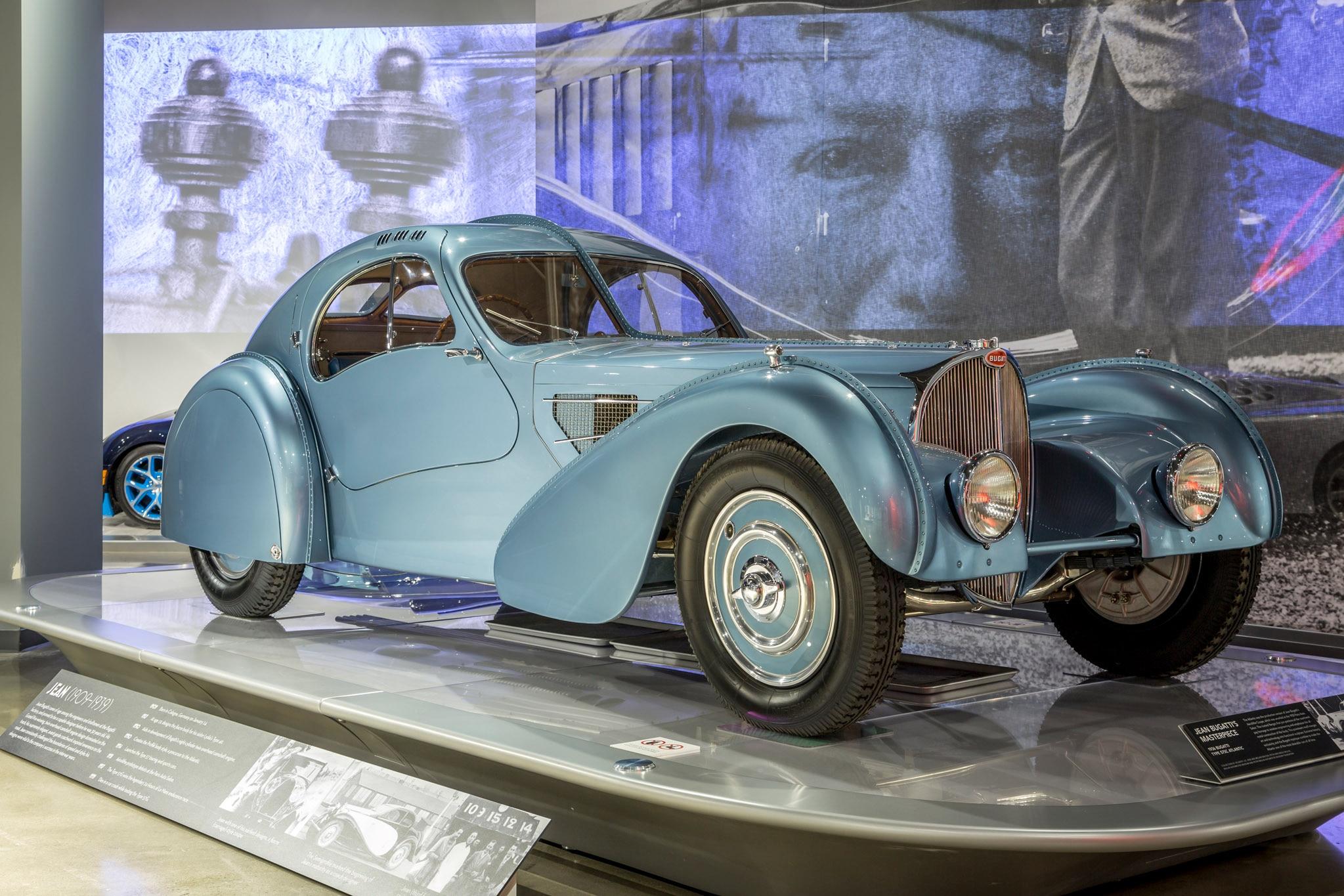 bugatti the automobile the man the family. Black Bedroom Furniture Sets. Home Design Ideas