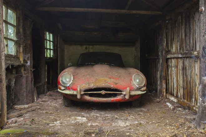 1964 Jaguar E Type 3
